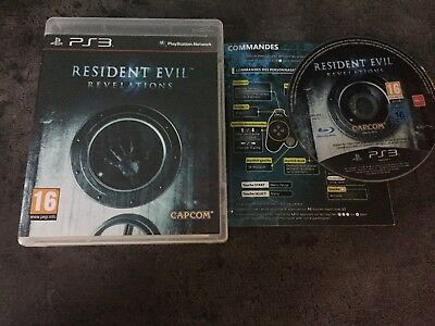 PS3 : resident evil revelations