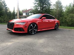 Audi RS7 2016 *Garantie prolongée!*