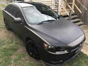 Sale or swaps Mitsubishi Lancer Wavell Heights Brisbane North East Preview