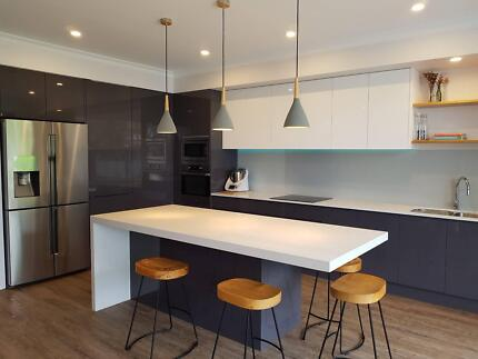 Flat Pack Kitchen Cabinets from