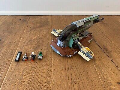 LEGO Star Wars Slave I6209 - 99% Complete - No Instructions