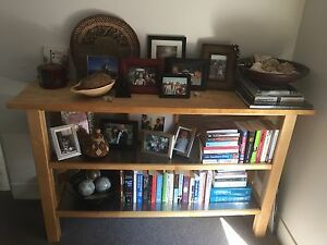 Lovely Timber Bookshelf in great condition Waverley Eastern Suburbs Preview