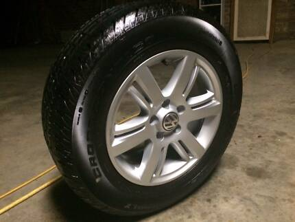 Wheels and tyres - genuine VW Amarok - Brand New Penrith Penrith Area Preview