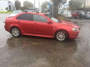 """2010 Mitsubishi Lancer AUTO """"FREE 1 YEAR WARRANTY"""" Welshpool Canning Area Preview"""