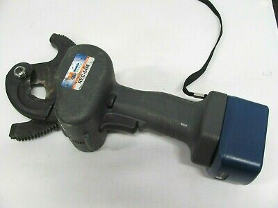 Huskie Tools Rec-54m Cable Cutter W Battery No Charger