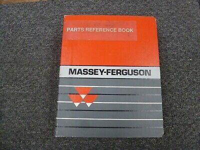 Massey Ferguson Mf 205 210 220 1010 1020 1030 1035 Tractor Parts Catalog Manual