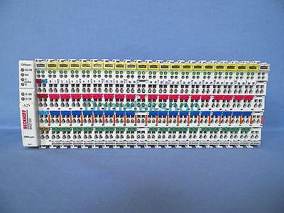 Beckhoff Plc System Bk5120 With Kl1002 And Kl9010