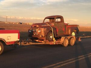 1948 Ford F47 1/2 ton