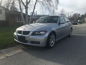 Spotless 2007 BMW 335xi sedan