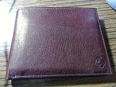Samsonite- Brown Leather Men's Wallet NEW