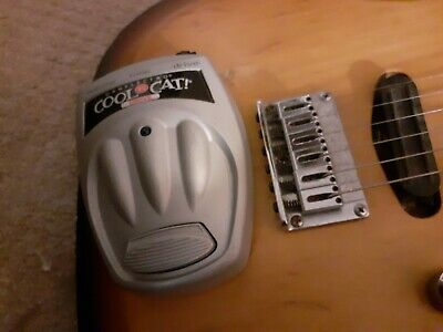 Danelectro Cool Cat Drive V2 effects guitar Pedal, ex condition