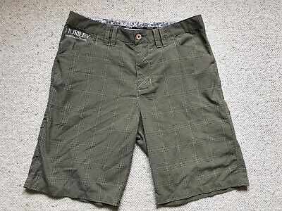 Hurley shorts Size 34 Very good condition