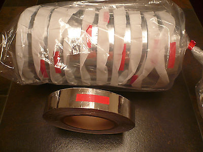 Aluminum Foil Adhesive Tape Heavy Duty Pressure Sensitive 1 X150ft 1 Fresh Roll