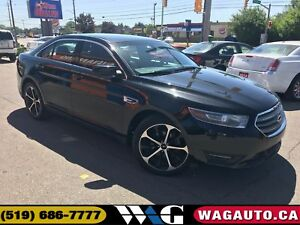 2015 Ford Taurus SEL | WE FINANCE ANY CREDIT | BEST RATES
