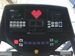 Commercial Treadmill DK City - DK7830 - for parts throwing error East Maitland Maitland Area Preview