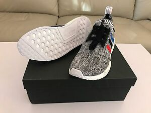 Adidas NMD PK tri-colour US 9.5 Bexley North Rockdale Area Preview
