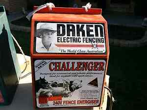 Electric fence $200 each ph only 0 McLaren Vale Morphett Vale Area Preview