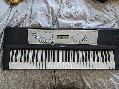Yamaha electronic keyboard PSR E203 used