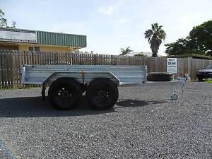O'MARA'S OFF ROAD GAL 10X6 TRAILER fr $31p.w. LOCALLY MADE Berserker Rockhampton City Preview