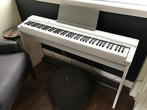 Casio px 135 Piano with pedals and stand