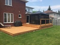 Decks  and complete renovations 30 years exp