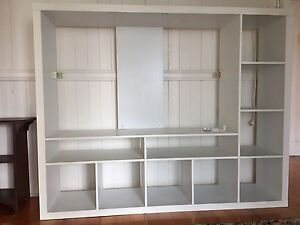 As new entertainment unit. Newtown Ipswich City Preview