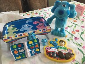 Blues Clues Toy Lot