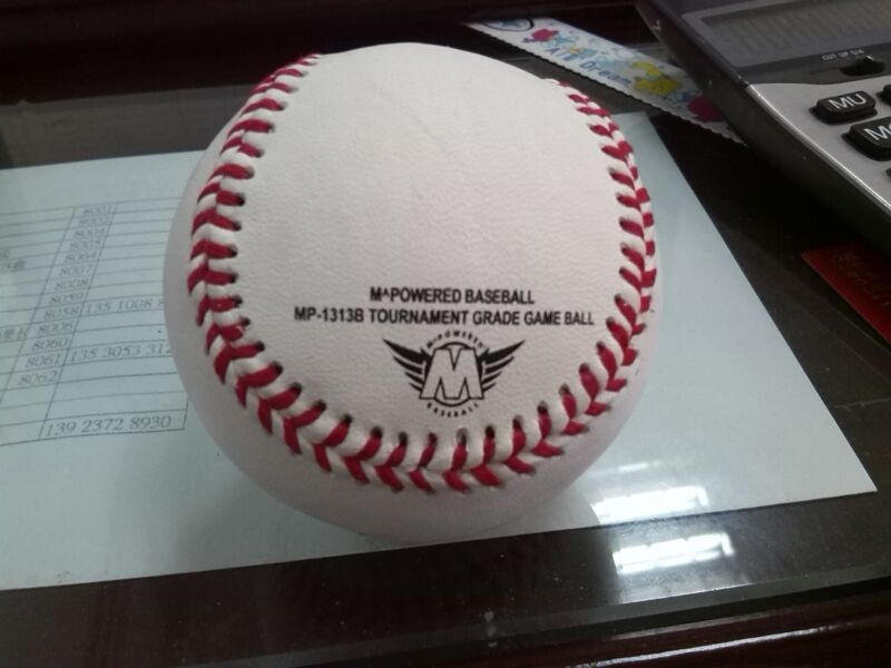 CLOSEOUT price 5 DOZEN 100% Leather GAME BALL same spec as RAWLINGS  ROLB/RLLB