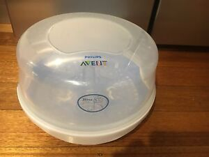 Avent microwave steriliser Bilgola Pittwater Area Preview
