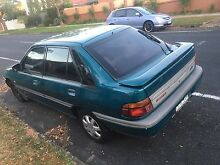 Selling my ford laser Caulfield South Glen Eira Area Preview