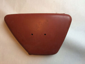 Yamaha XS400 Right Sidecover