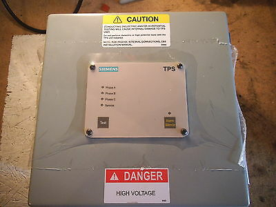Siemens Tps-c12240 Transient Voltage Surge Suppressor Tps 12 - New
