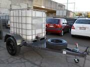 Water Tank Trailer - Starting From $1500 Granville Parramatta Area Preview
