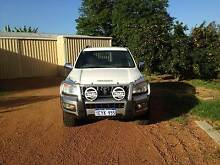 TOYOTA LANDCRUISER PRADO Harvey Harvey Area Preview