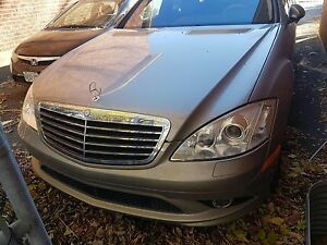 S450 2009 mint condition