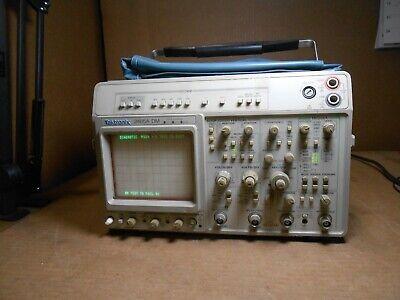 Tektronix 2465a Dm Oscilloscope