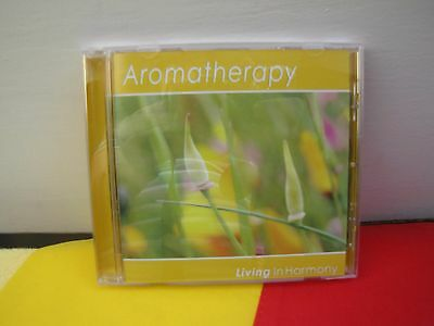 LIVING IN HARMONY : AROMATHERAPY (AROMATHERAPIE) / CD