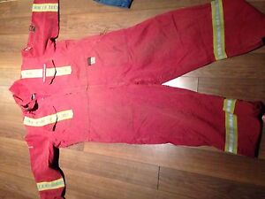 Size 44 FR coveralls