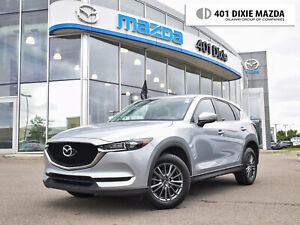 2018 Mazda CX-5 GS ONE OWNER 1.9% FINANCE AVAILABLE NO ACCIDENTS