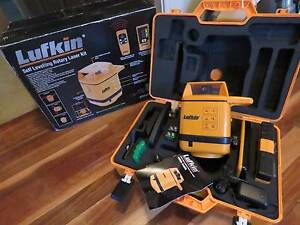 Lufkin LR510 Rotary Laser Level Kit BRAND NEW, Self Levelling Coogee Eastern Suburbs Preview