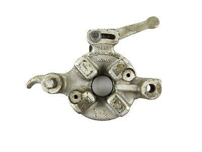 Collins Rothenberger 1691 Mono Adjustable Die Pipe Threader Head 18 To 34