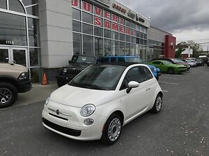 2016 Fiat 500C, DÉCAPOTABLE POP, BLUETOOTH