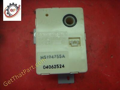 Ricoh 5510L Fax Machine Complete Oem DC Motor Assembly