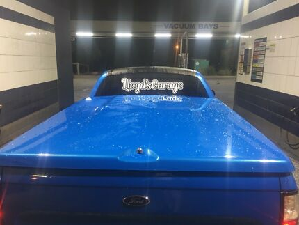 Ford falcon Nitro Blue Hardlid