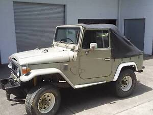 Toyota LandCruiser FJ40 Project Sippy Downs Maroochydore Area Preview