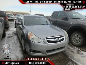 2011 Subaru Legacy PZEV POWER SUNROOF, AWD