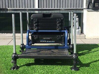 Preston Innovations Space Station Compact XS Fishing Seat Box