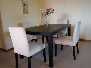 Dining Table 4 Seats Waverton North Sydney Area Preview