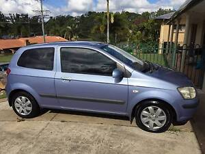 2004 Hyundai Getz Hatchback Rochedale South Brisbane South East Preview
