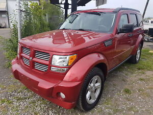 Dodge Nitro 4X4 Leather, Loaded Very Sharp